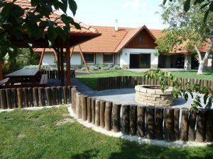 Tisza-tó vendégház épület 5