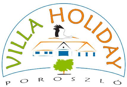 Villa Holiday Poroszló, Tisza-tó szállás